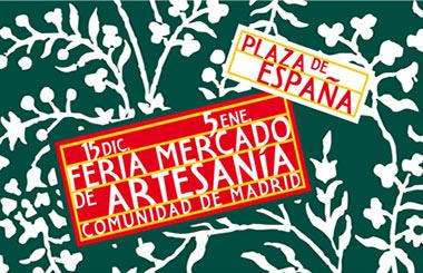 Hasta el 5 de enero la Feria de Artesanía de la Comunidad de Madrid acoge 173 talleres