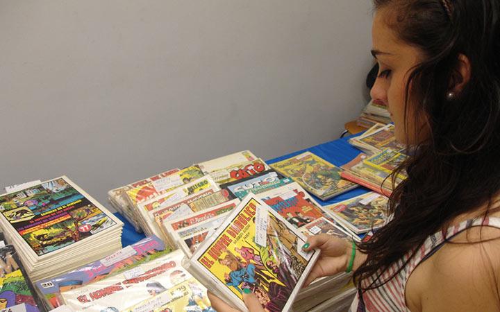 Feria del Papel Vintage en el Centro Dotacional Integrado Arganzuela