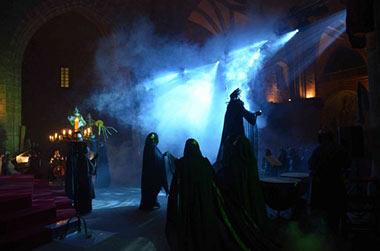 Auto de los Reyes Magos en Colmenar Viejo del 2 al 4 de enero 2013