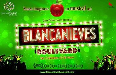 Blancanieves Boulevard madrid