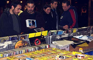 """II edición de la Feria """"Discomarket"""" en Arganzuela"""