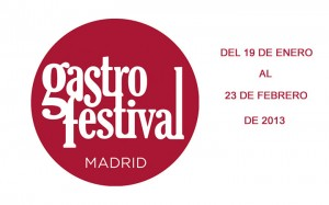 logotipo del gastrofestival