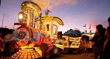 Programación de actividades esta Navidad en las Rozas 2012
