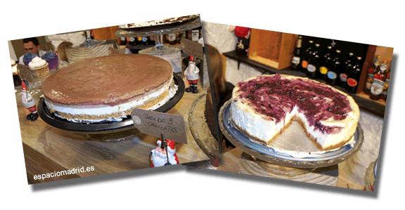 cupcakes tartas mur cafe madrid