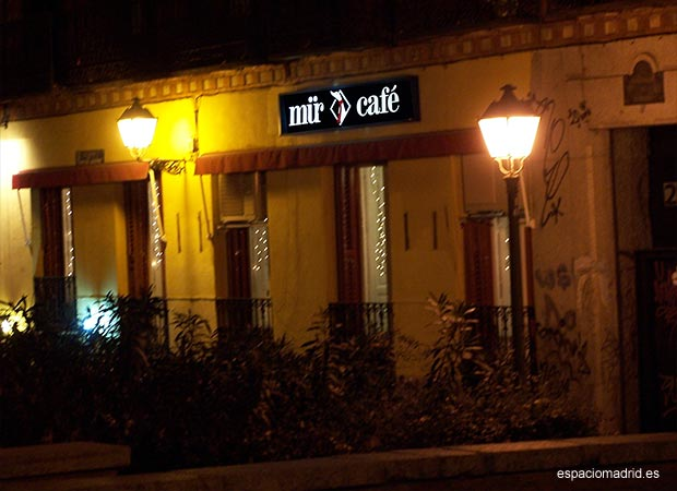 MÜR Café Madrid