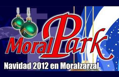 MoralPark, «El Gran Parque de Atracciones de la Navidad», del 21 de diciembre al 6 de enero