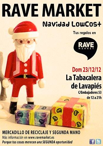 rave market navidad 2012