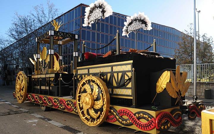 Este año la Cabalgata de Reyes en Madrid recreará los cuentos clásicos para fomentar la lectura
