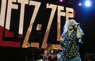 Concierto de Letz Zep, el mejor tributo a Led Zeppelin en La Sala Caracol de Madrid