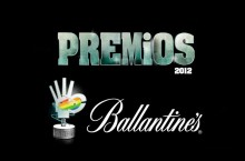 Premios 40 Principales Ballantine's 2012