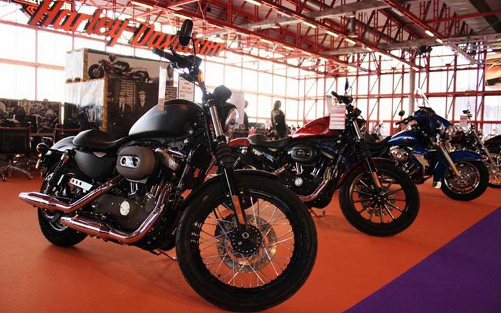 MotoMadrid 2013, Salón Comercial de la Motocicleta del 22 al 24 de marzo