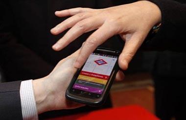 aplicacion android metro de madrid