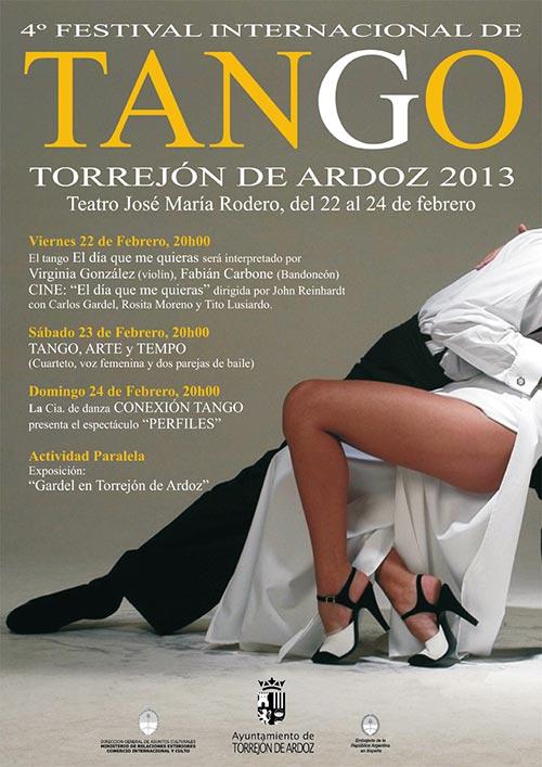 IV Festival Internacional de Tango