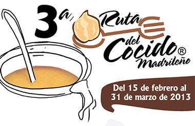 III Ruta del Cocido Madrileño hasta el 31 de marzo