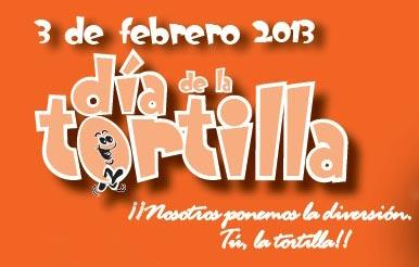 """Domingo 3 de febrero """"Día de la Tortilla"""" en Torrejón de Ardoz"""