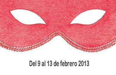 Programación Carnavales Madrid 2013