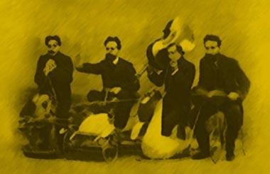 Ciclos de Miércoles: Una tradición olvidada, el cuarteto de cuerda en España (1863-1914)