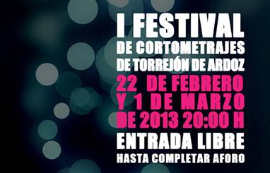 I Festival de Cortometrajes de Torrejón de Ardoz
