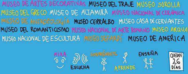 Visita gratis los Museos Estatales gracias a la campaña #Museorimaconfebrero
