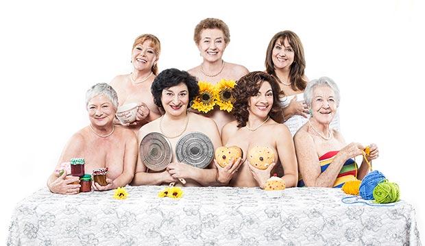 Las Chicas del Calendario en los Teatros del Canal
