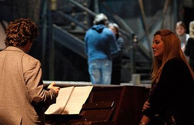 """Ópera """"Marina"""" en el Teatro de la Zarzuela"""