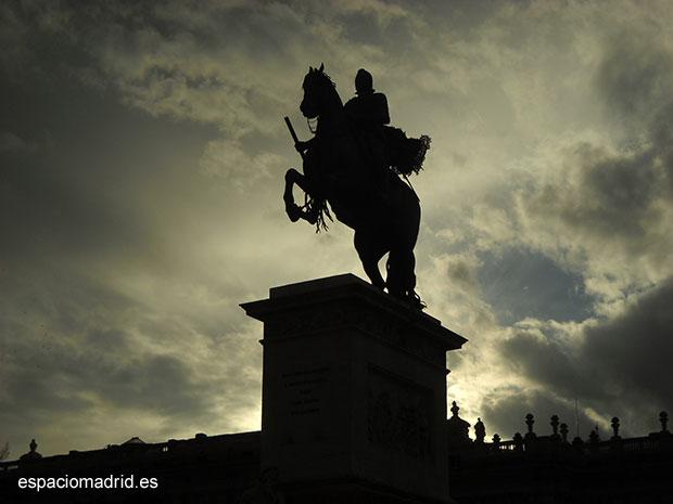 Felipe IV Palacio Real