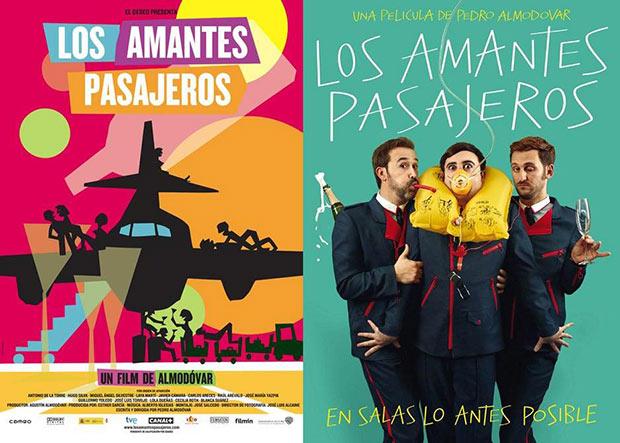 """Apúntate al flashmob de la película """"Los amantes pasajeros"""" de Pedro Almodóvar el 9 de marzo en la plaza Callao de Madrid"""