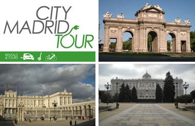 Sorteamos dos rutas para dos personas en Segway por Madrid con CityMadrid Tour