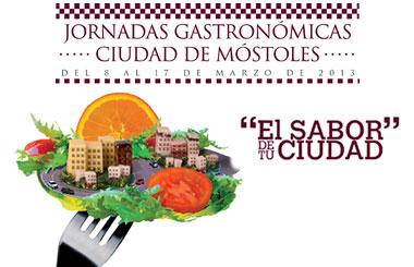 """Jornadas Gastronómicas """"El sabor de tu Ciudad"""" en Móstoles"""