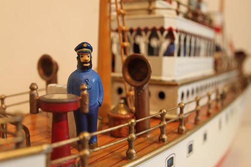 """Exposición """"Barcos para soñar"""" en el Museo Naval de Madrid del 15 de marzo al 12 de mayo"""
