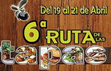 6ª Ruta de las Tapas de San Fernando de Henares 2013