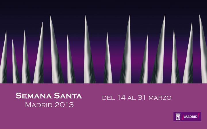 Programación Semana Santa Madrid 2013