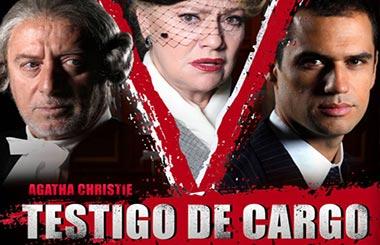 """""""Testigo de cargo"""" en el Teatro Muñoz Seca"""
