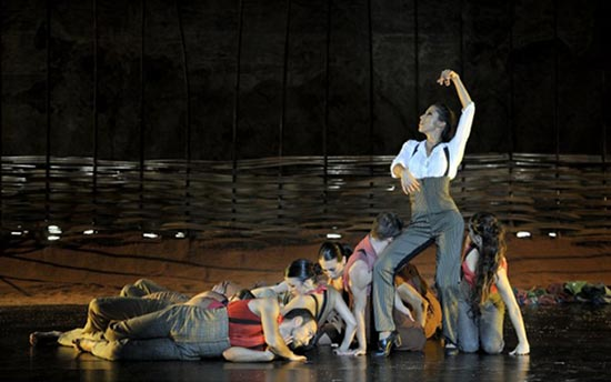 """De Carmen"", homenaje a la bailaora Carmen Amaya en el Teatro Nuevo Apolo"