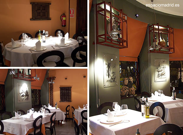 Restaurante El Caldero Madrid