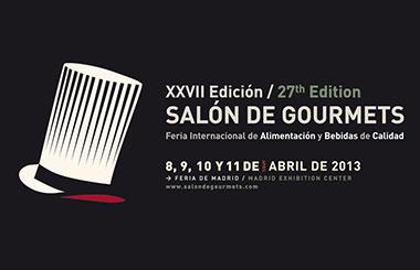 SALÓN DE GOURMETS 2013 madrid