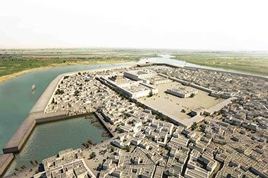"""Exposición «Antes del diluvio. Mesopotamia 3500-2100 a. C."""" en CaixaForum Madrid"""