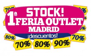 Stock Feria Outlet Madrid Espacio Madrid