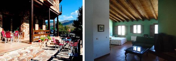 hotel en la sierra norte de madrid: