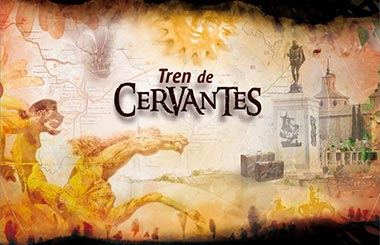 Tren de Cervantes temporada primavera-verano 2013