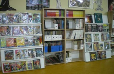 La Comicteca de Getafe