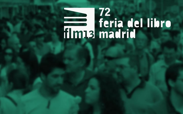 Feria del Libro de Madrid 2013, del 31 de mayo al 16 de junio en el Parque de El Retiro