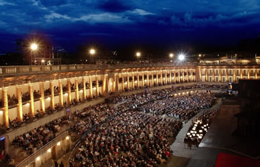Proyección de la Ópera Macbeth con entrada libre dentro del Festival de Macerata