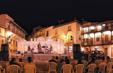 Noches de Jazz Chinchón 2013