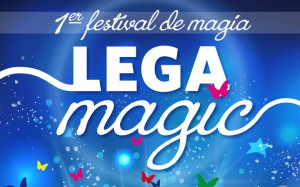 "Festival de magia ""LEGAMAGIC"""