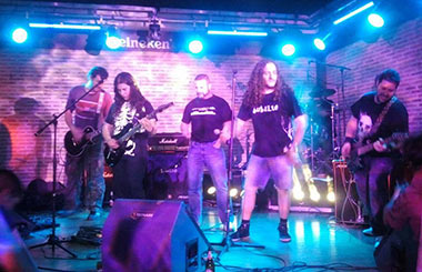 Rock and Roll solidario gracias a la Asociación Lunes al Sol en Toledo