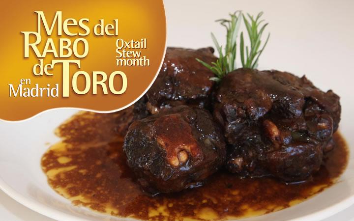 Mes del Rabo de Toro en Madrid, del 1 al 31 de Mayo
