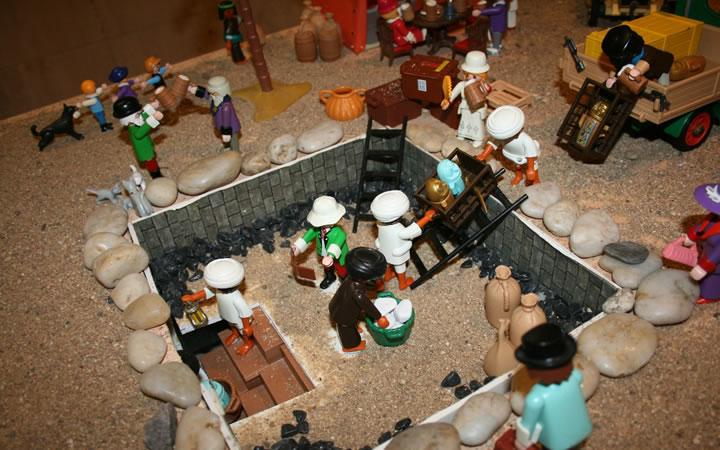 XII Feria Nacional de Coleccionistas de Playmobil: una feria de Cine