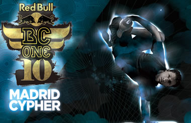 Red Bull BC One Cypher Madrid 2013 en el Teatro Circo Price