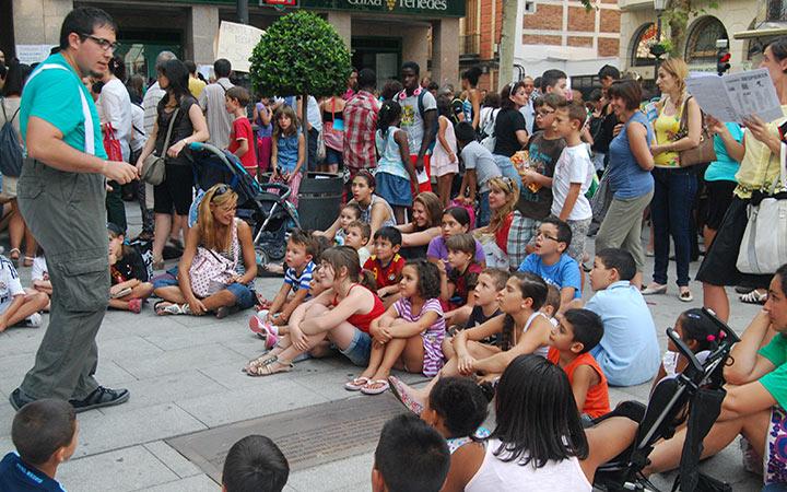 """El Festival """"Yotecuento Madrid"""" llega a la capital del 21 al 27 de junio"""